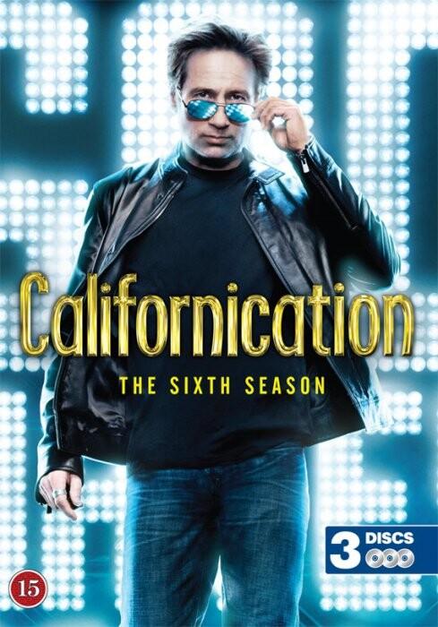 Image of   Californication - Sæson 6 - DVD - Tv-serie
