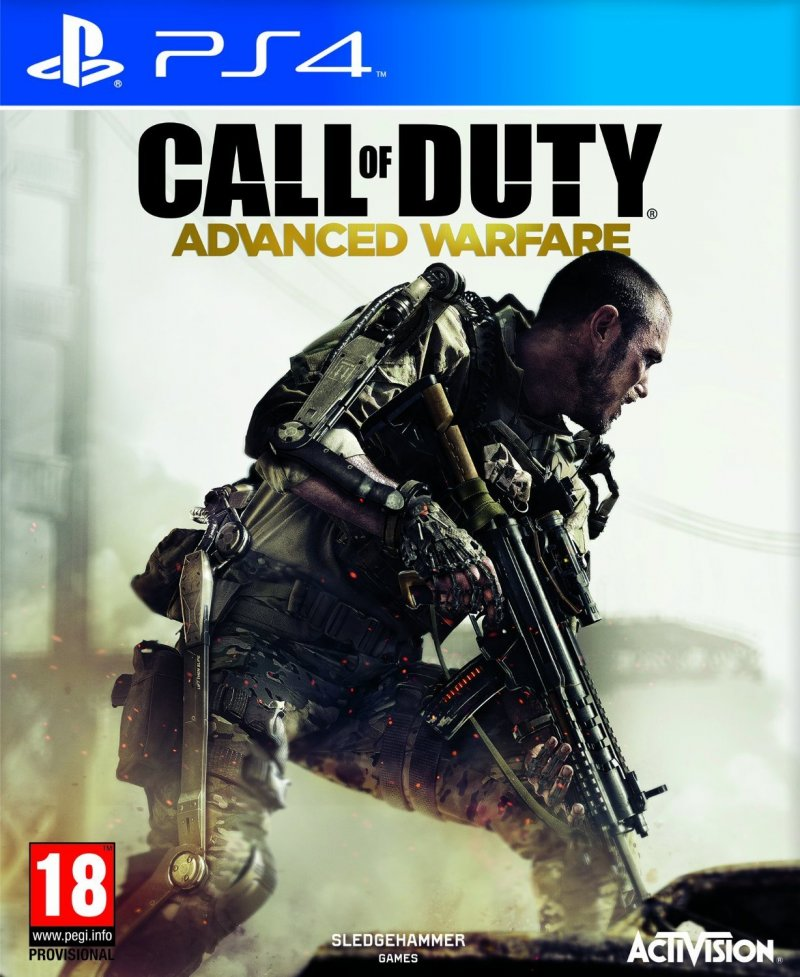 Image of   Call Of Duty: Advanced Warfare - PS4