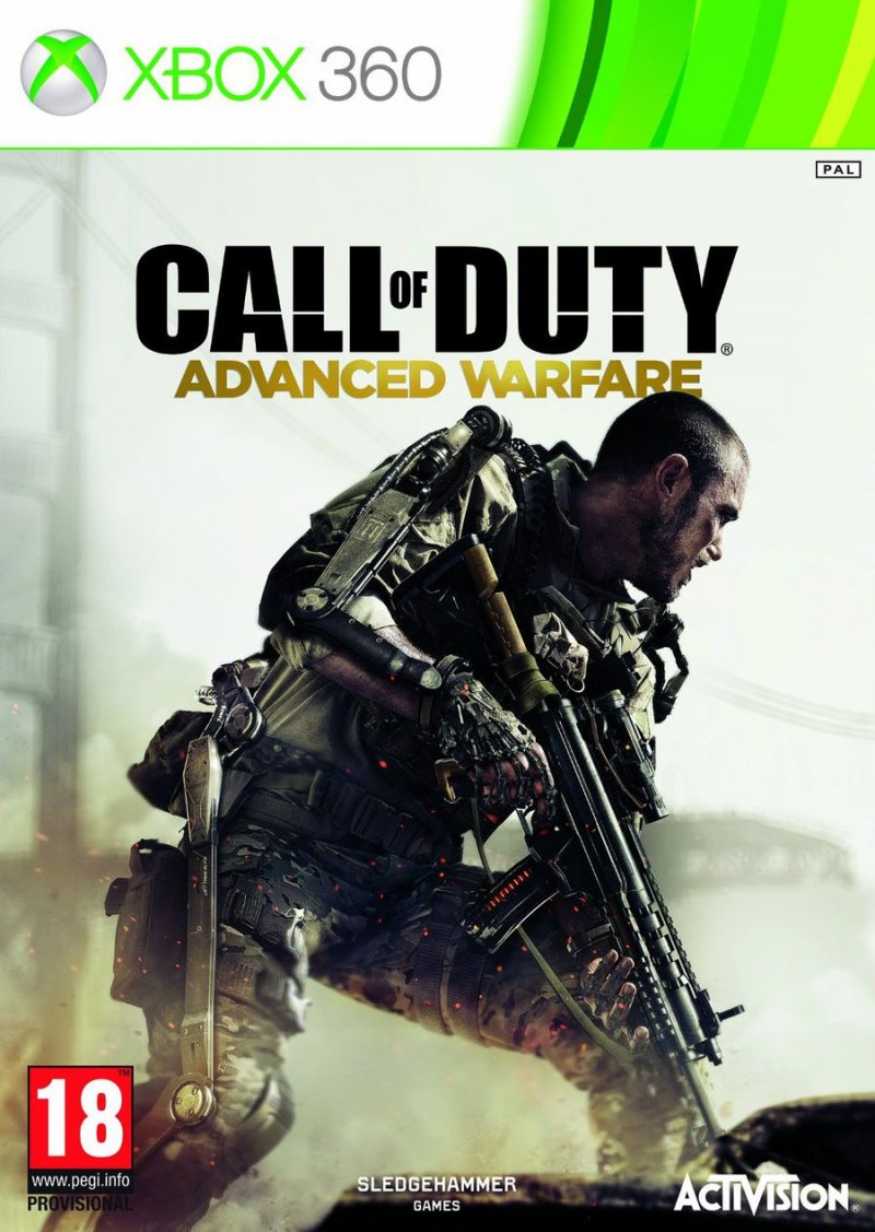 Image of   Call Of Duty: Advanced Warfare - Xbox 360