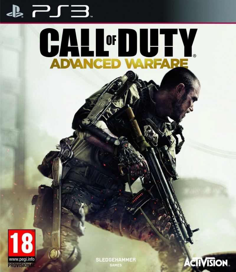 Image of   Call Of Duty: Advanced Warfare - PS3