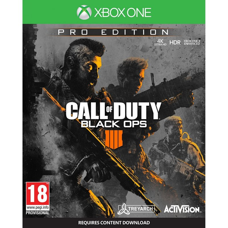 Image of   Call Of Duty: Black Ops 4 Pro Edition - Xbox One