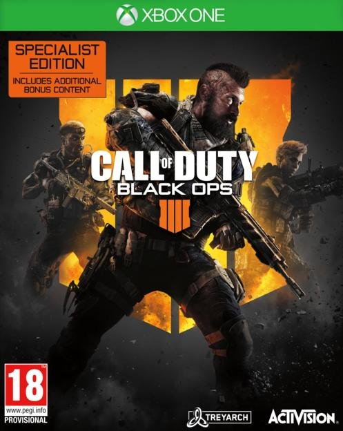 Image of   Call Of Duty: Black Ops 4 Specialist - Xbox One