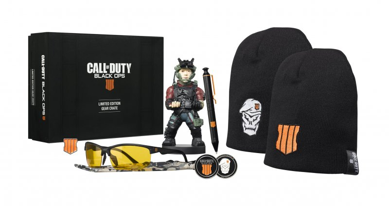 Image of   Call Of Duty Black Ops 4 - Big Box