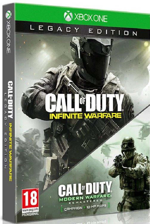 Image of   Call Of Duty: Infinite Warfare - Legacy Edition - Xbox One