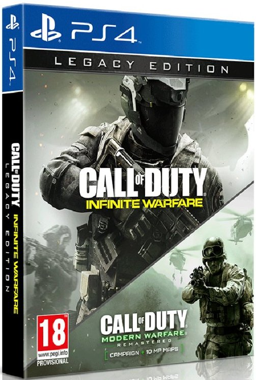 Image of   Call Of Duty: Infinite Warfare - Legacy Edition - PS4