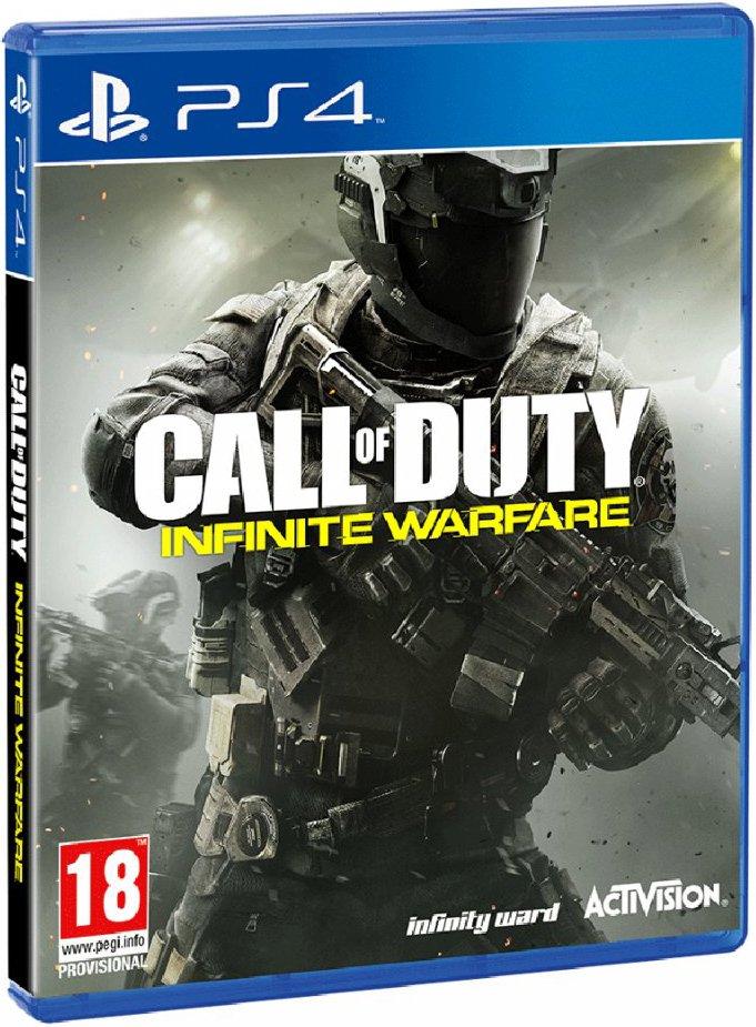 Image of   Call Of Duty: Infinite Warfare - PS4