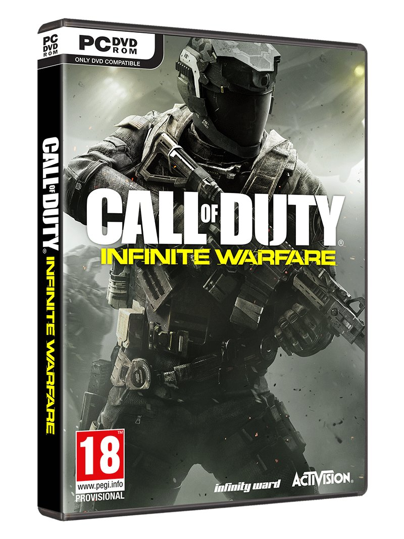 Image of   Call Of Duty: Infinite Warfare - PC