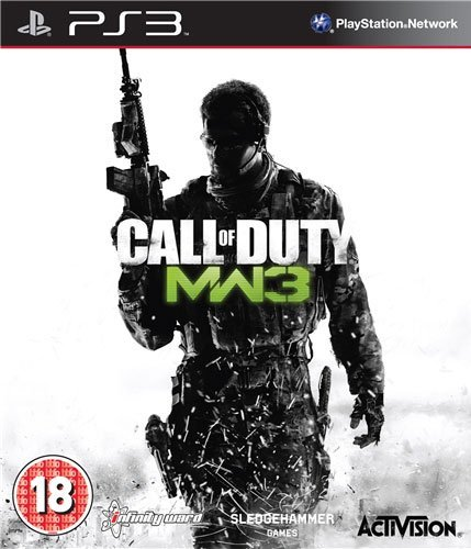 Image of   Call Of Duty: Modern Warfare 3 - PS3
