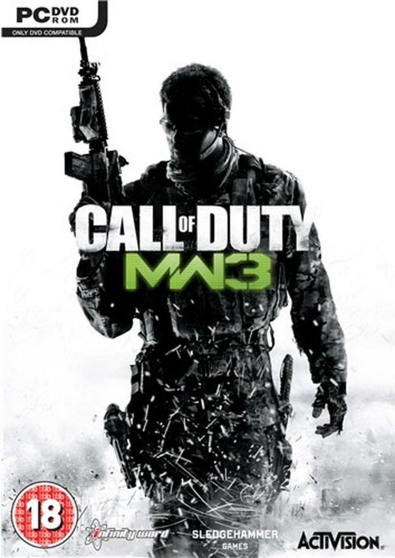 Image of   Call Of Duty: Modern Warfare 3 - PC