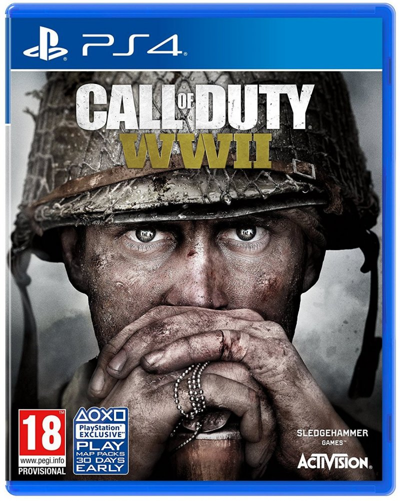 Image of   Call Of Duty: Ww2 - Uk/arabisk - PS4