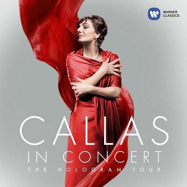 Image of   Maria Callas - Callas In Concert · The Hologram Tour - CD