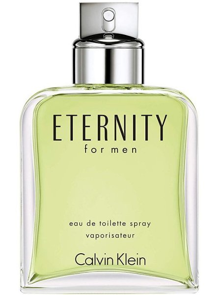 Image of   Calvin Klein Edt. - Eternity - 200 Ml.