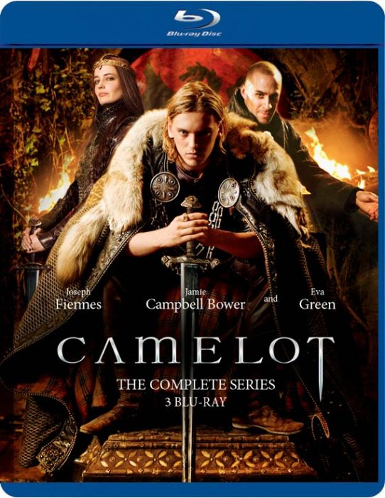 Camelot - Blu-Ray - Tv-serie