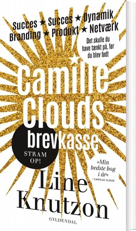 Camille Clouds Brevkasse - Line Knutzon - Bog