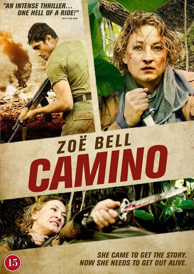 Image of   Camino - DVD - Film