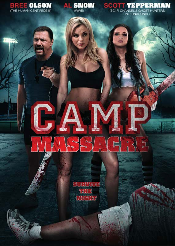 Image of   Camp Massacre - DVD - Film