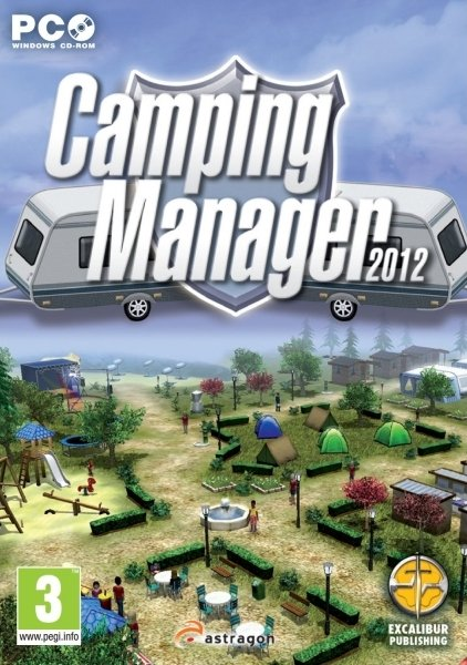Image of   Camping Manager 2012 - PC