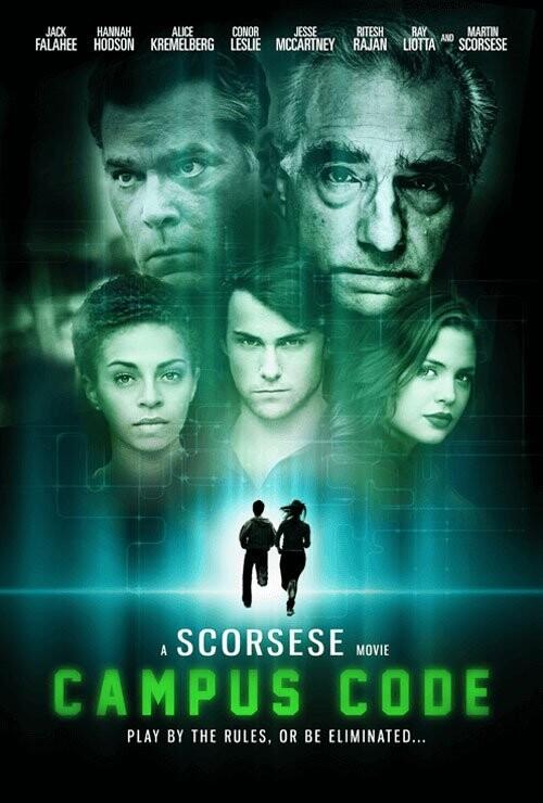 Image of   Campus Code - DVD - Film