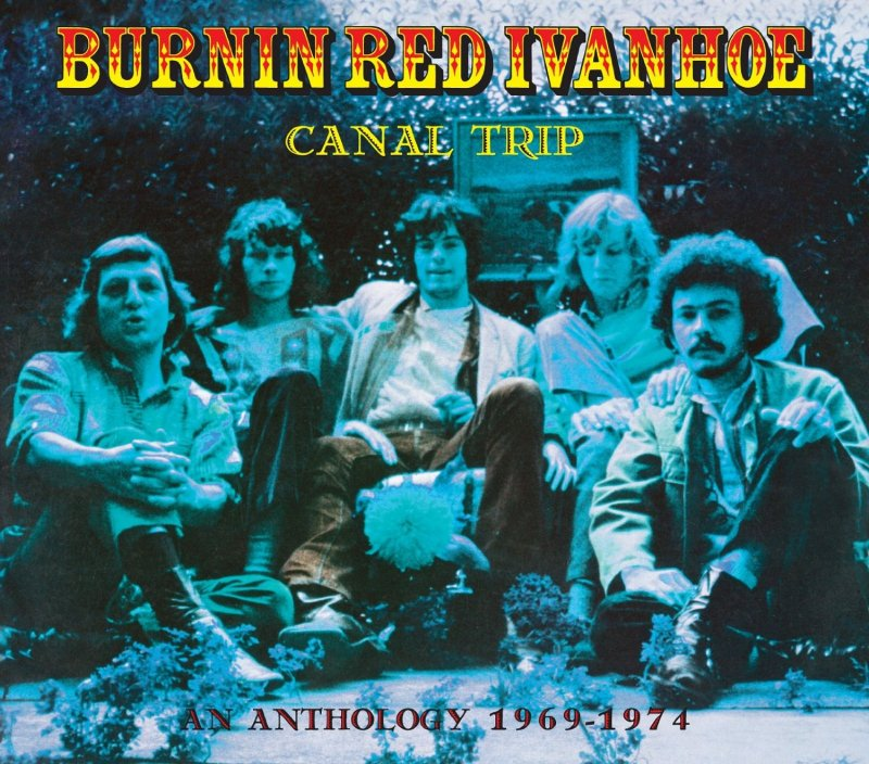 Image of   Burnin Red Ivanhoe - Canal Trip - CD