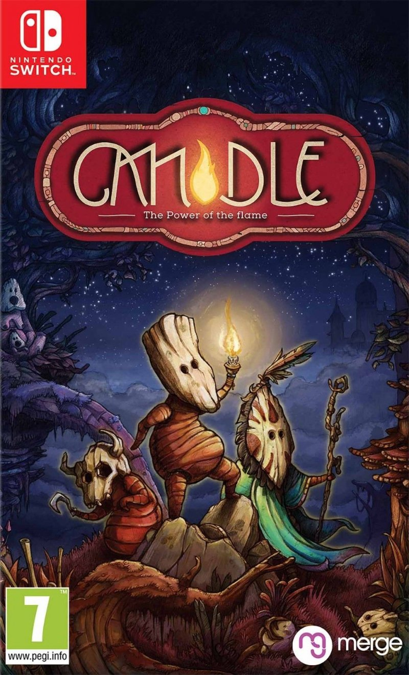 Image of   Candle: The Power Of The Flame - Nintendo Switch