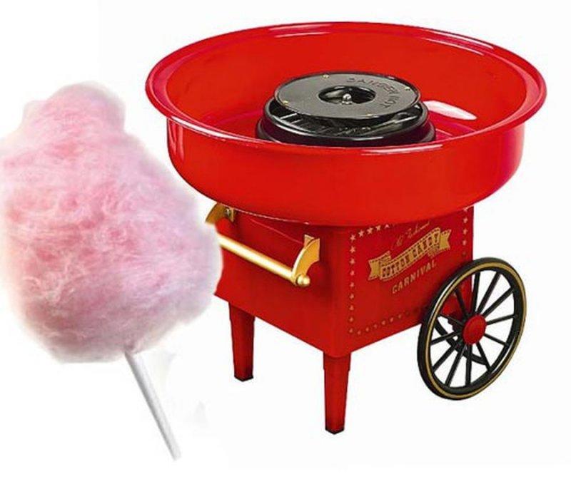 Image of   Candyfloss Maskine