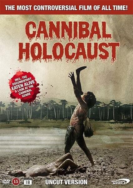 Image of   Cannibal Holocaust / Kannibal Massakren - DVD - Film