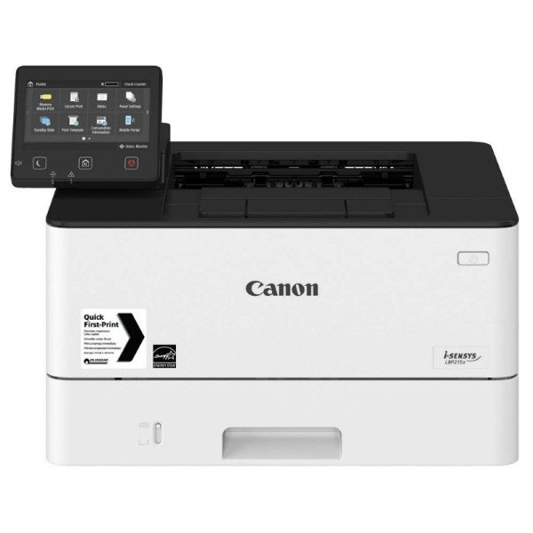 Image of   Canon Laser Printer - Monochrome 1200 Dpi Lan 38ppm - I-sensys Lbp215