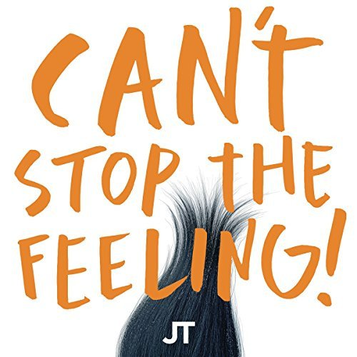 Image of   Justin Timberlake - Cant Stop The Feeling! - Vinyl / LP