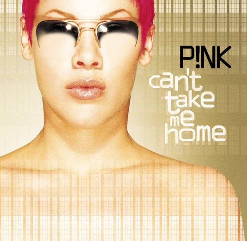 Image of   Pink - Cant Take Me Home - Vinyl / LP