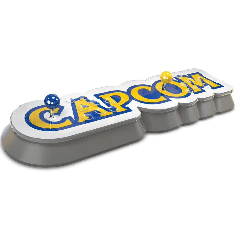 Image of   Capcom Home Arcade - Plug And Play Spillekonsol