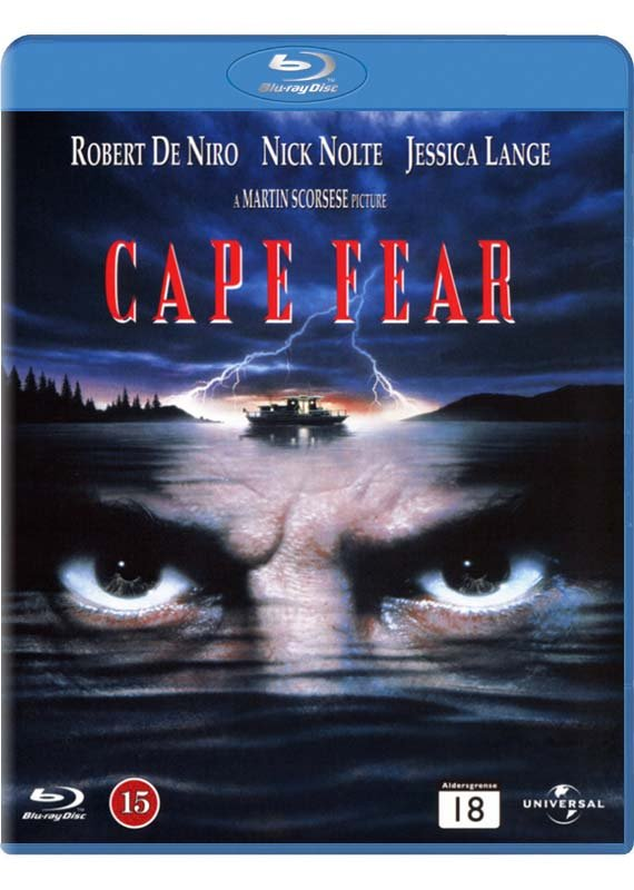 Image of   Cape Fear - 20th Anniversary - Blu-Ray