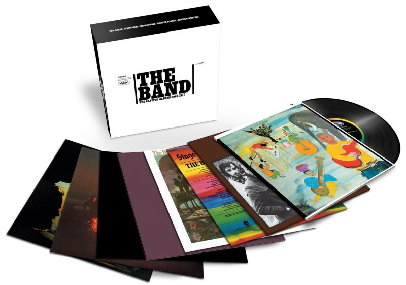 The Band - Capitol Album Collection 1968-1977 - Vinyl / LP