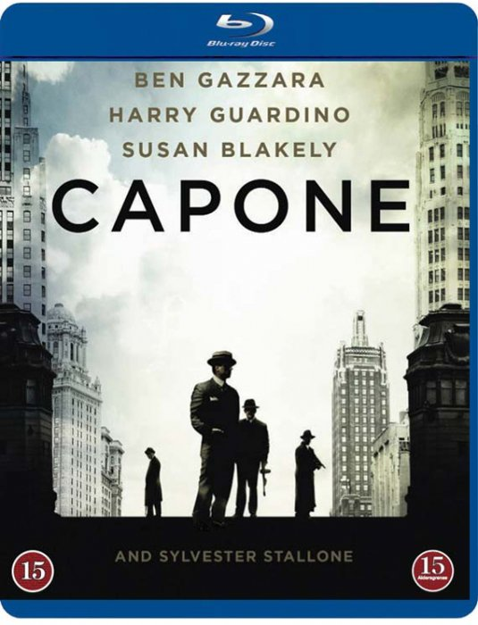 Image of   Capone - Blu-Ray