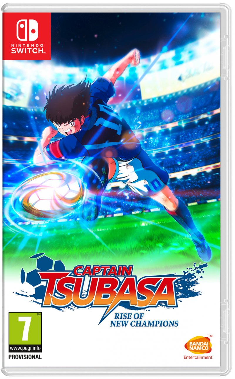 Image of   Captain Tsubasa: Rise Of New Champions - Nintendo Switch
