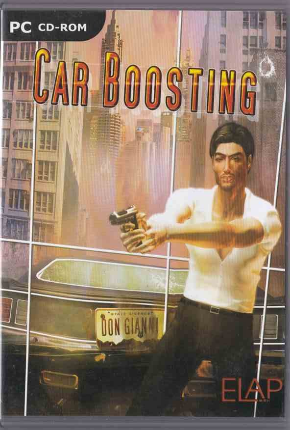 Image of   Car Boosting - PC