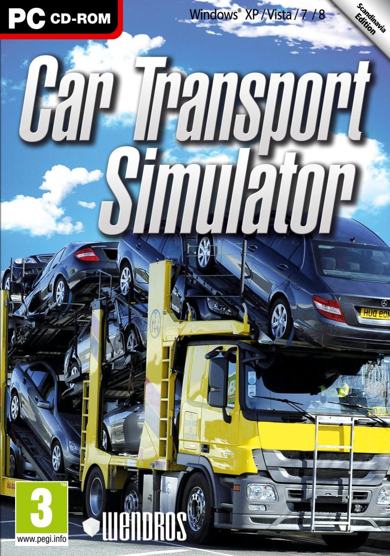 Image of   Car Transport Simulator - PC