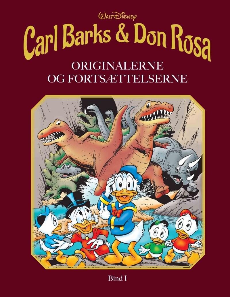 Image of   Carl Barks & Don Rosa - Don Rosa - Tegneserie