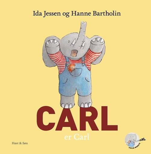 Image of   Carl Er Carl - Hanne Bartholin - Bog