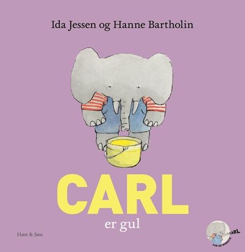 Image of   Carl Er Gul - Hanne Bartholin - Bog