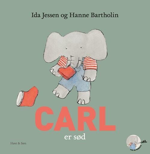 Image of   Carl Er Sød - Hanne Bartholin - Bog