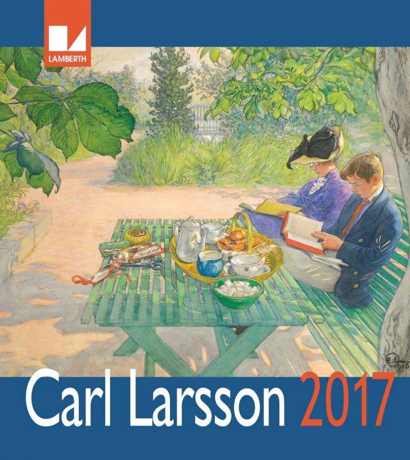 Image of   Carl Larsson Kalender 2017
