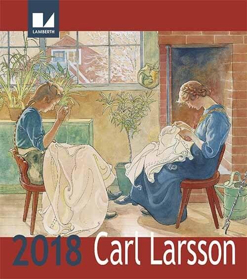 Image of   Carl Larsson Kalender 2018