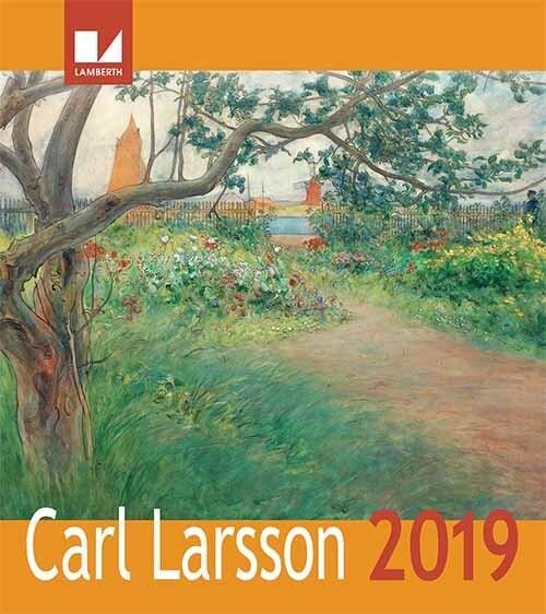 Image of   Carl Larsson Kalender 2019