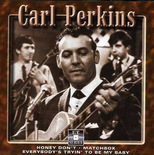Image of   Carl Perkins - Blue Suede Shoes [uk-import] [import] - CD