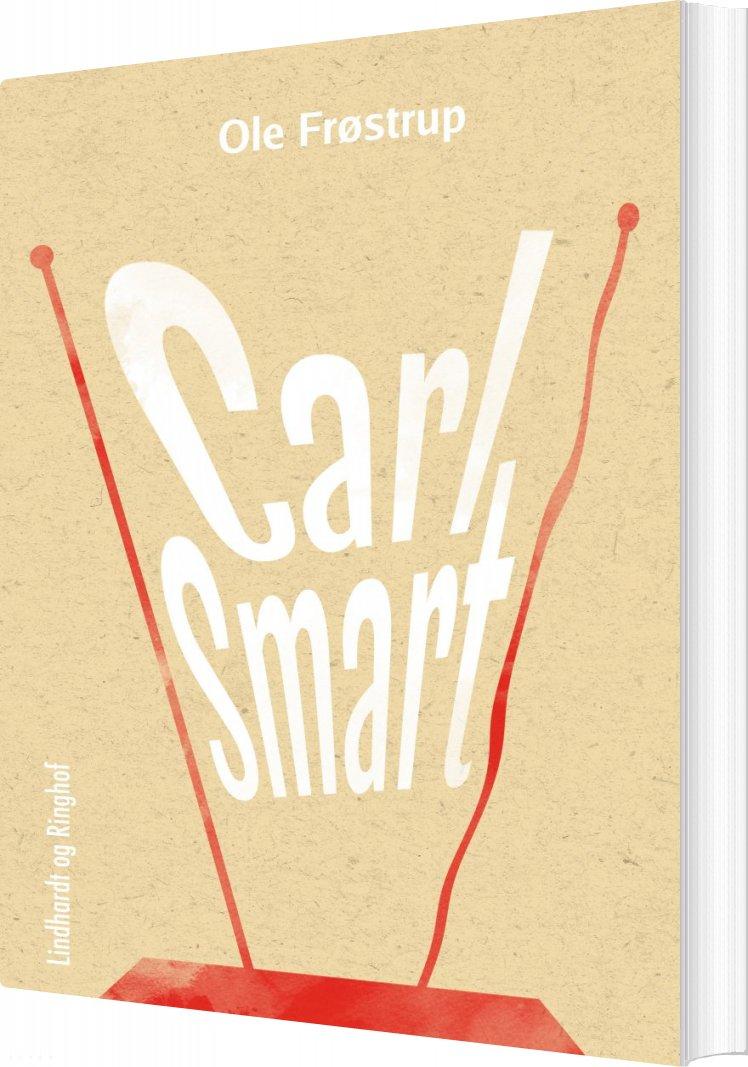 Carl Smart - Ole Frøstrup - Bog