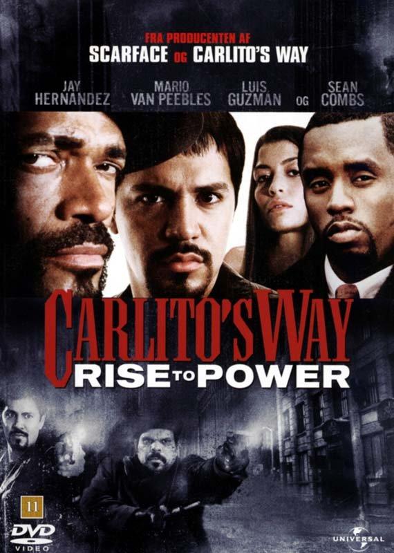 Image of   Carlitos Way - Rise To Power - DVD - Film