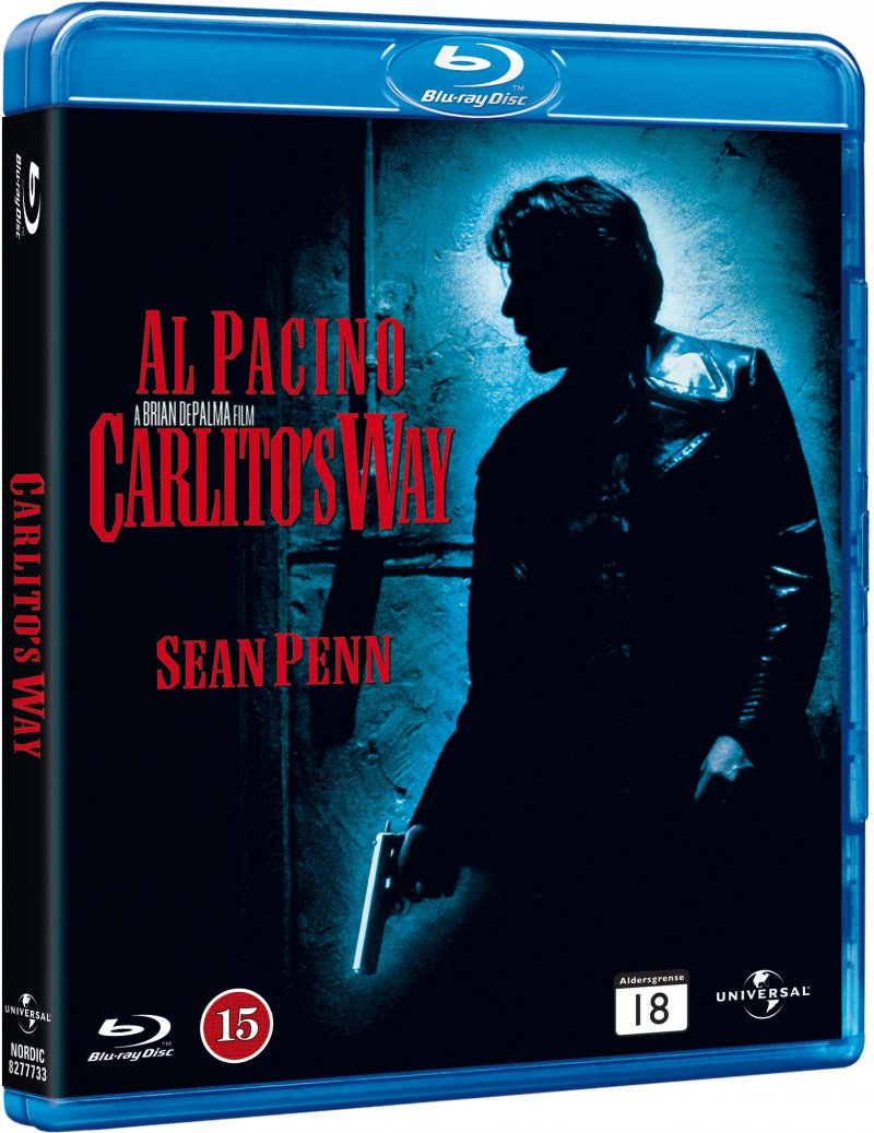 Image of   Carlitos Way - Blu-Ray