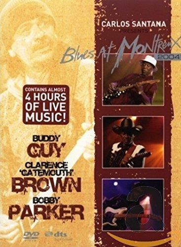 Billede af Carlos Santana - Presents Blues At Montreux 2004 - DVD - Film