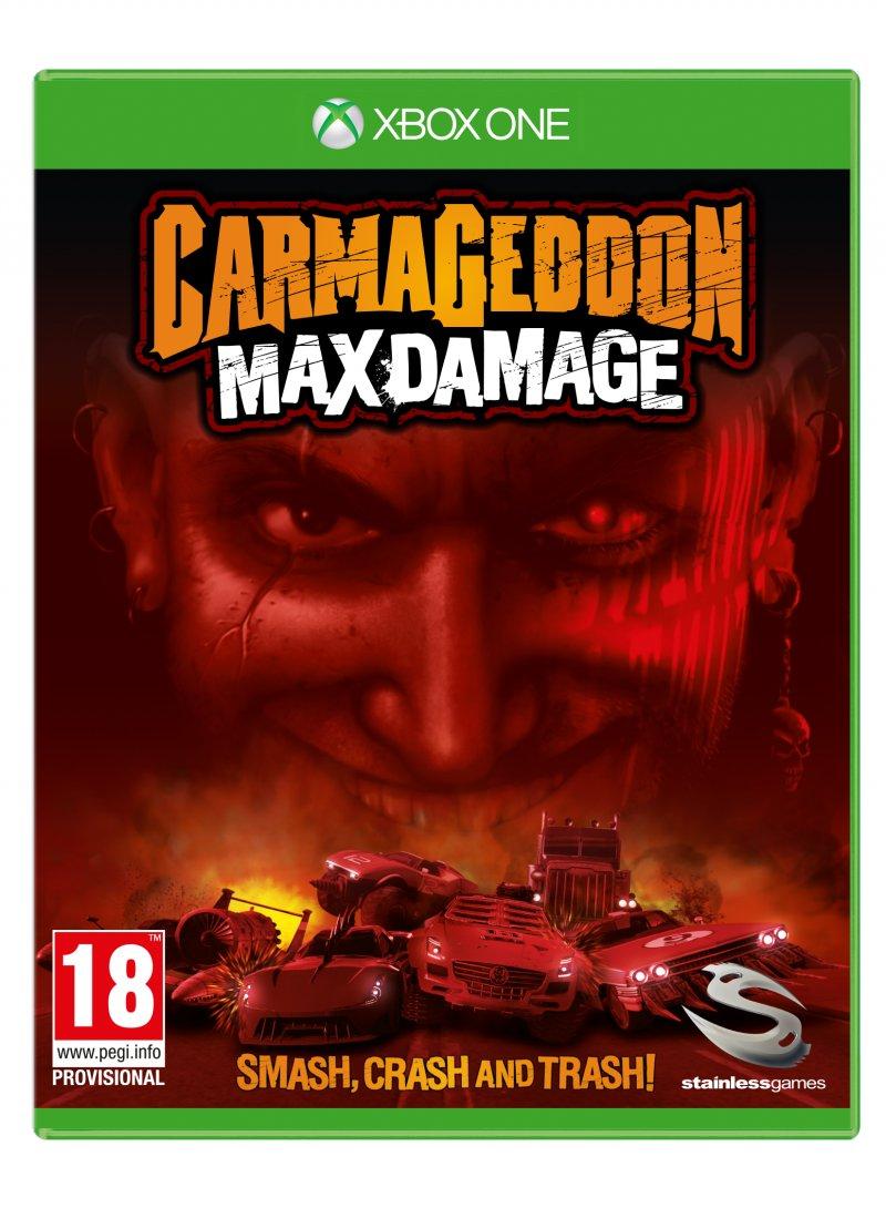 Image of   Carmageddon: Max Damage - Xbox One