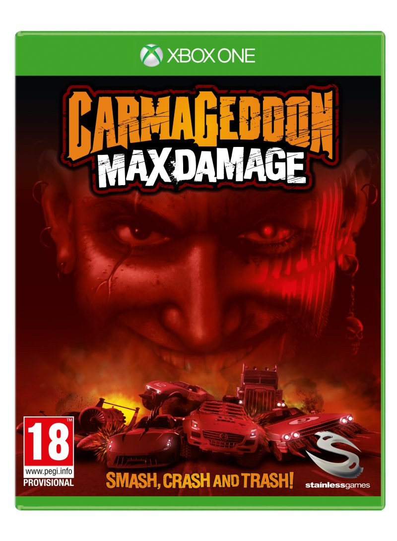 Image of   Carmageddon: Max Damage - Xbox One